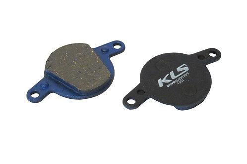 ველოსიპედის ხუნდები - Brake Pads KLS D-11, organic