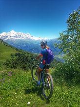 Bakuriani mountain biking tours in the republic of Georgia. Bakuriani mtb tours. Bakuriani mtb tour. Georiders mountain biking in Georgia bakuriani