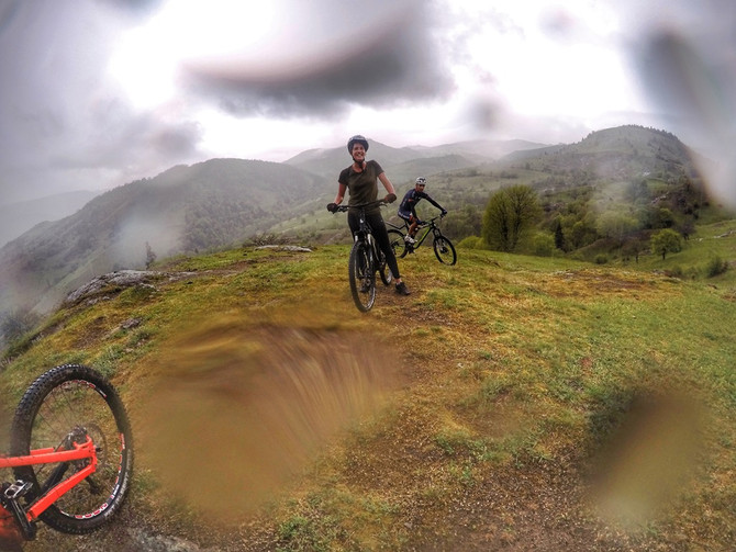 Georiders-Mountain biking tours in the republic of Georgia Algeti