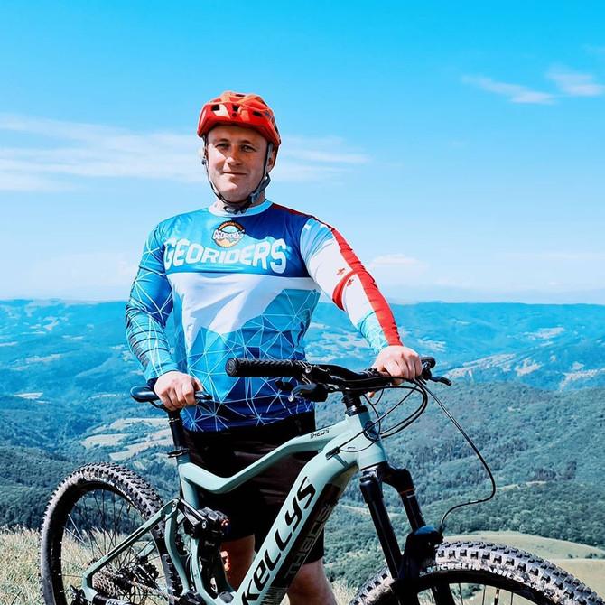 ველო ტური არხოტის უღელტეხილზე / Mountain bike tour in Arkhoti pass