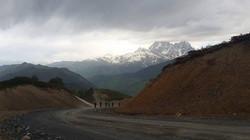 Mountain Tetnuldi Georgia Svaneti