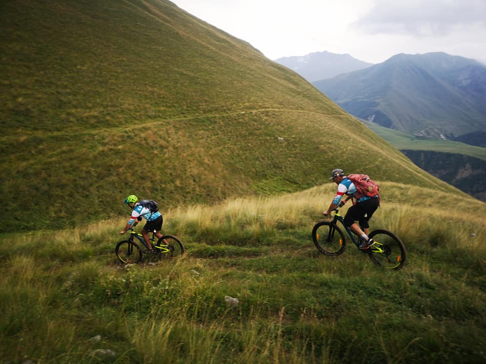 Mountain bike in Kazbegi (3)