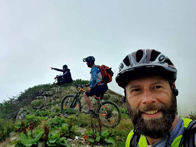ველო ტურები საქართველოში - Mountain bike tours in Georgia