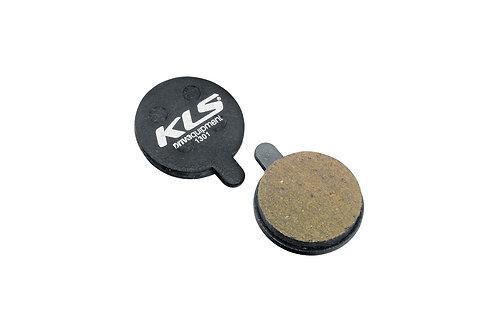 ველოსიპედის ხუნდები - Brake Pads KLS D-13, organic
