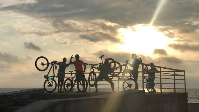Mountain biking tour in Georgia