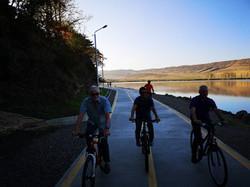 Road cycling tour in Georgia  (9)