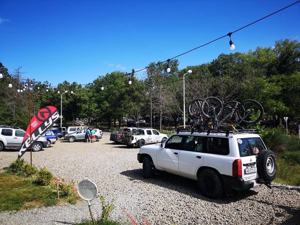 Mountain bike tour Georgia (1)