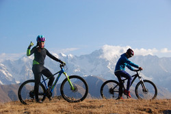 Mountain bike tour in Georgia (3)