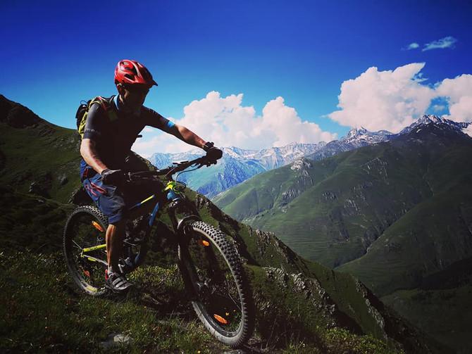 Mountain Bike Tour Tbilisi Georgia Atsunta Pass