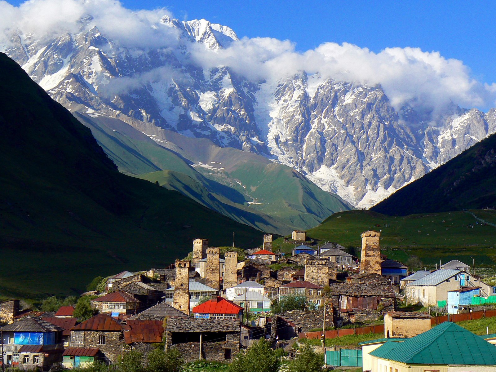 Village Ushguli