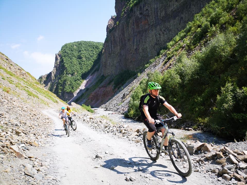 Mountain bike Republic of Georgia (1)