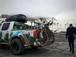 Mountain bike rental in Georgia
