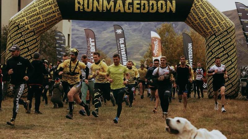 Trail running tour Kazbegi
