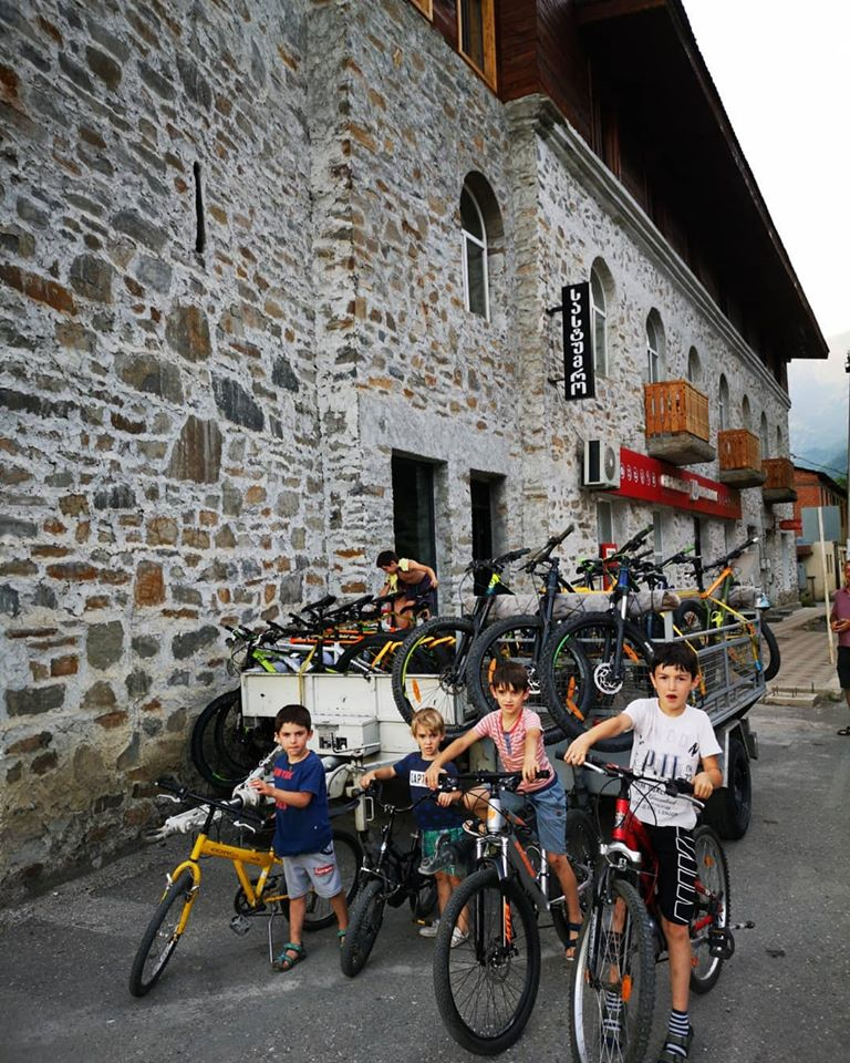 Road cycling tour in Georgia  (14)