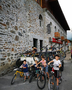 Road cycling tour in Georgia  (14)