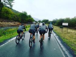 Road cycling tour in Georgia  (6)