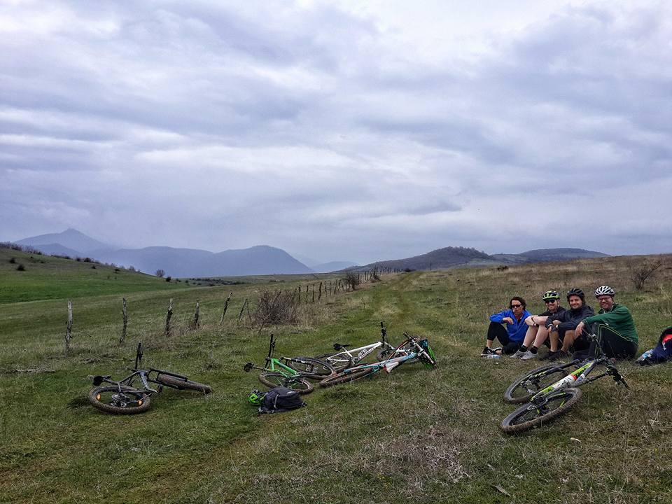 mountain bike tour in Georgia