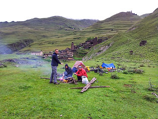 Georiders- hikking trekking and camping tours in the republic of Georgia Tbilisi-Batumi-Svaneti-Racha-Kazbegi-Tusheti