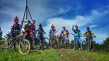Tbilisi downhill tours in the republic of Georgia. Georiders downhill tour in Kojori