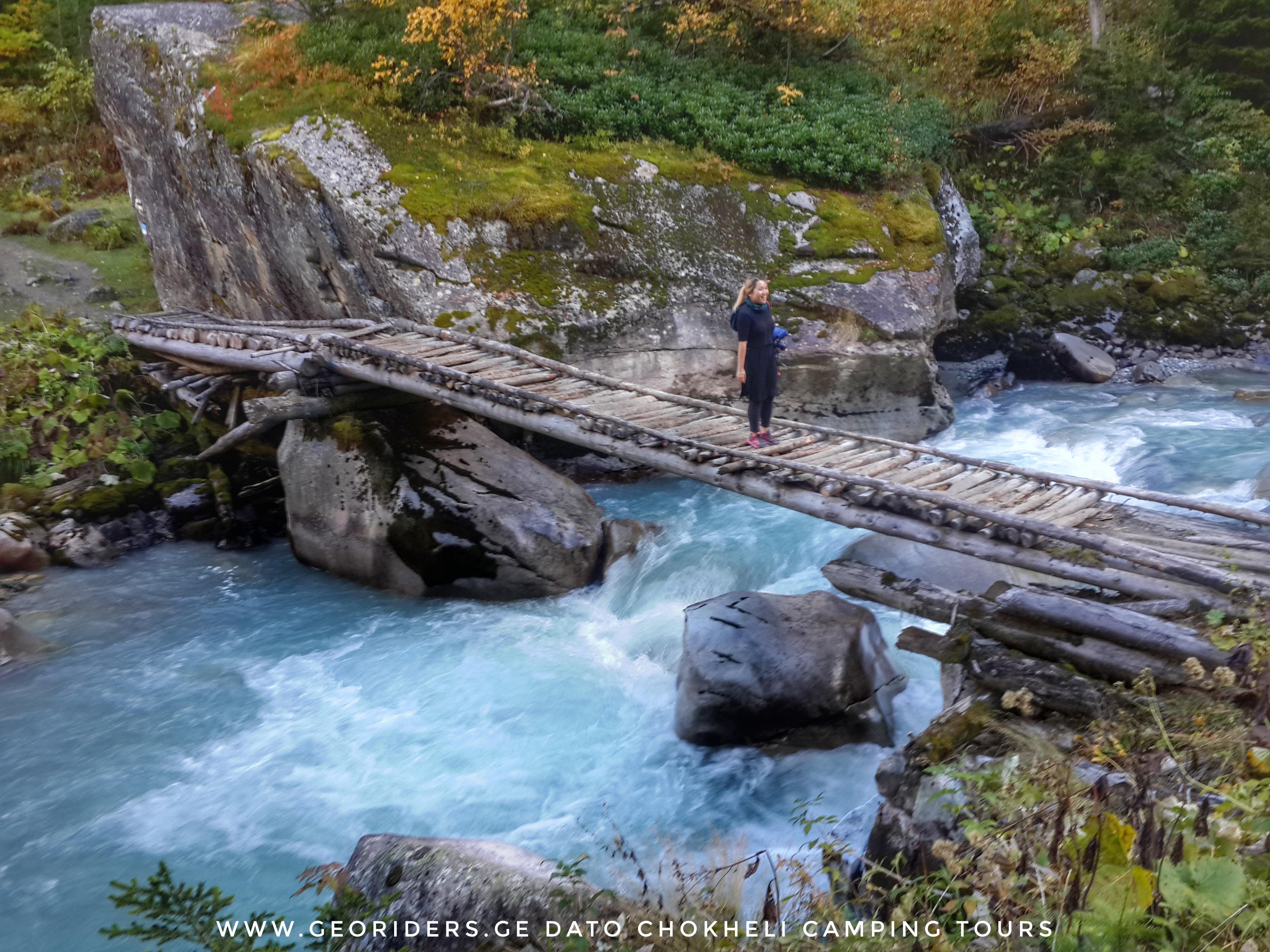 Svaneti hiking tour