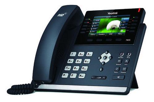 YEALINK SIP-T46S SIP-IP-Telefon PoE