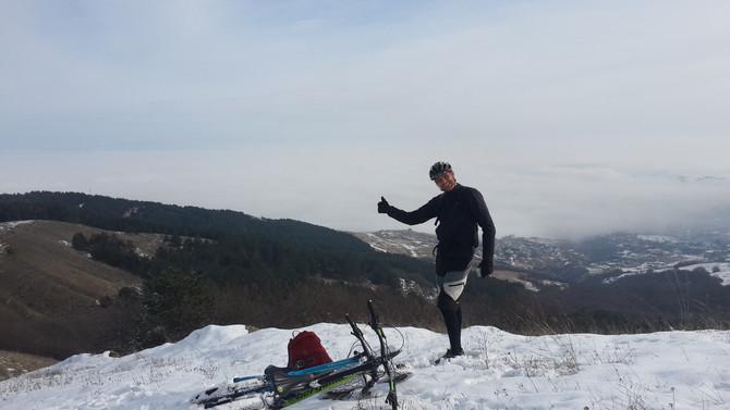 Trail to Kojori