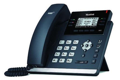 YEALINK SIP-T41S SIP-IP-Telefon PoE