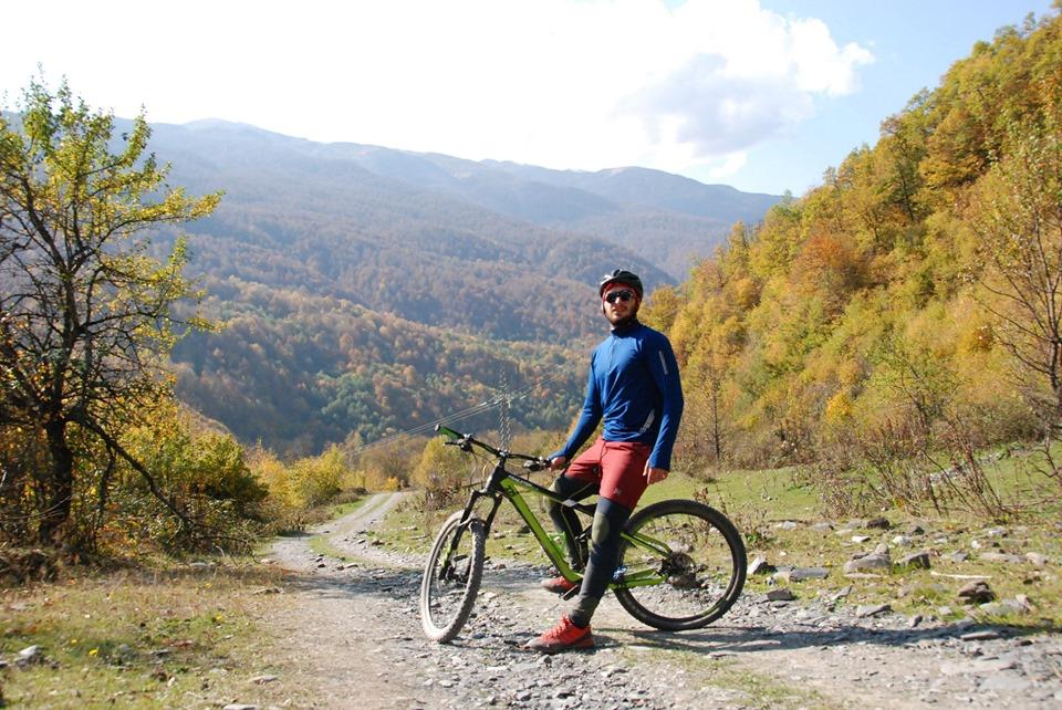 E bike tour in Georgia  (1)