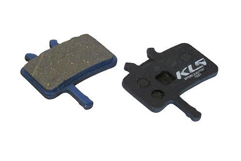 ველოსიპედის ხუნდები - Brake Pads KLS D-02