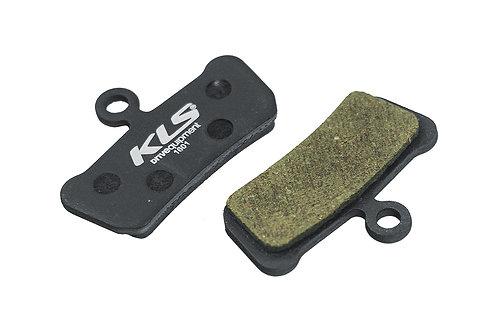 ველოსიპედის ხუნდები - Brake Pads KLS D-17, organic