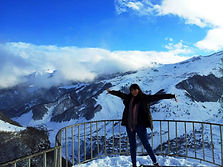 Svaneti mountain biking tour in the republic of Georgia Mestia