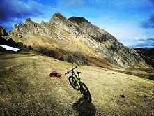 Tbilisi national park mountain biking tour in the republic of Georgia
