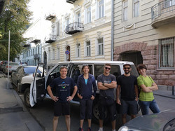 Road cycling tour Tbilisi - Baku (3)