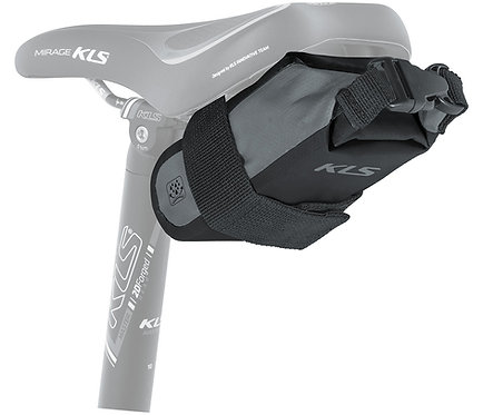 Saddle bag KLS Coby - ველოსიპედის ჩანთა ინსტრუმენტების შესანახად