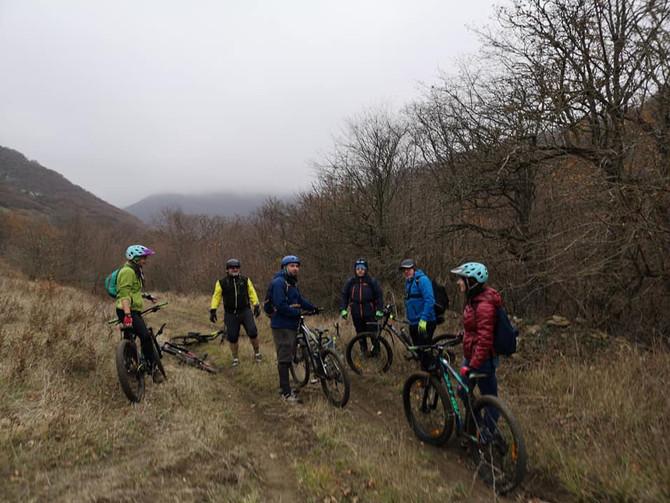 E-bike&MTB tour in Georgia Tbilisi
