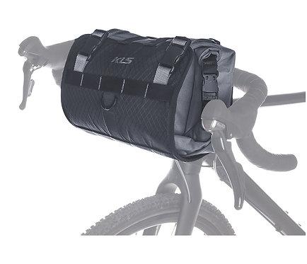 MTB handlebar bag KLS AURA - ველოსიპედის ჩანთა საჭეზე დასამაგრებელი