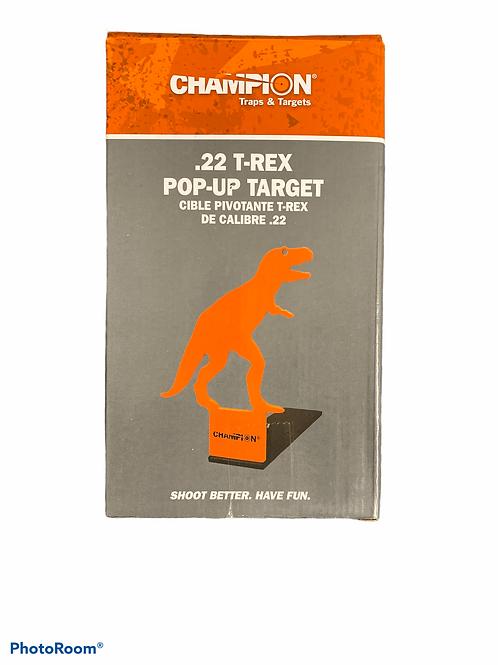 """XX Steel """"Pop-up"""" Target (T-Rex)"""