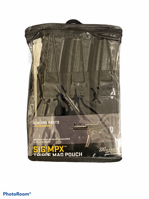 Sig MPX Triple Mag Pouch