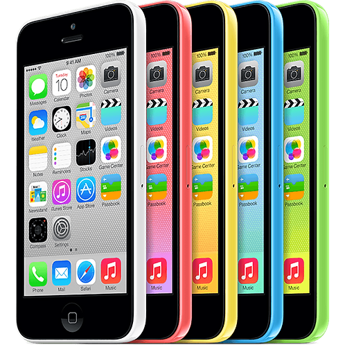 iPhone 5c 32GB Libre Internacional