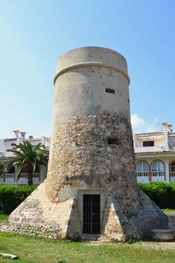 Torre de l'Almadrava, Dénia