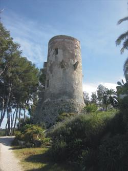 Torre del Portitxol, Xàbia