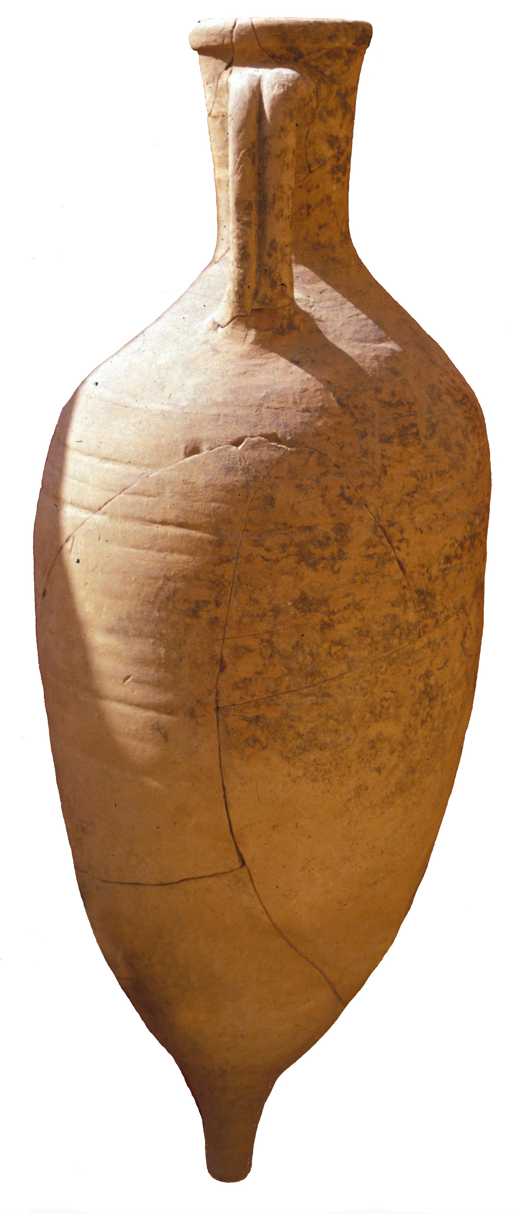 Ànfora vinària Dressel 2/4 (50 L.)
