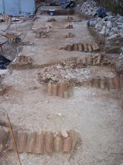 Sector meridional del cementeri