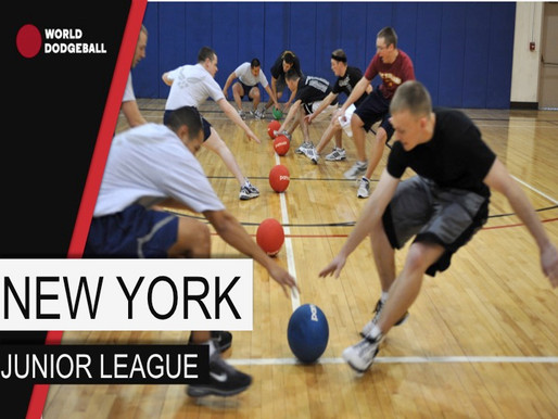 DWC18 New York Junior League - Saturday 19th May
