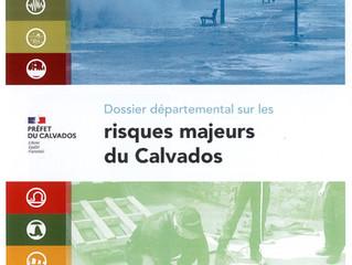 CONSULTATION DOSSIER DÉPARTEMENTAL SUR LES RISQUES MAJEURS DU CALVDOS