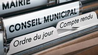COMPTE RENDU CONSEIL MUNICIPAL 17/06/2021