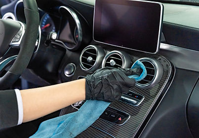 manual-cleaning-interior-luxury-cars-wit