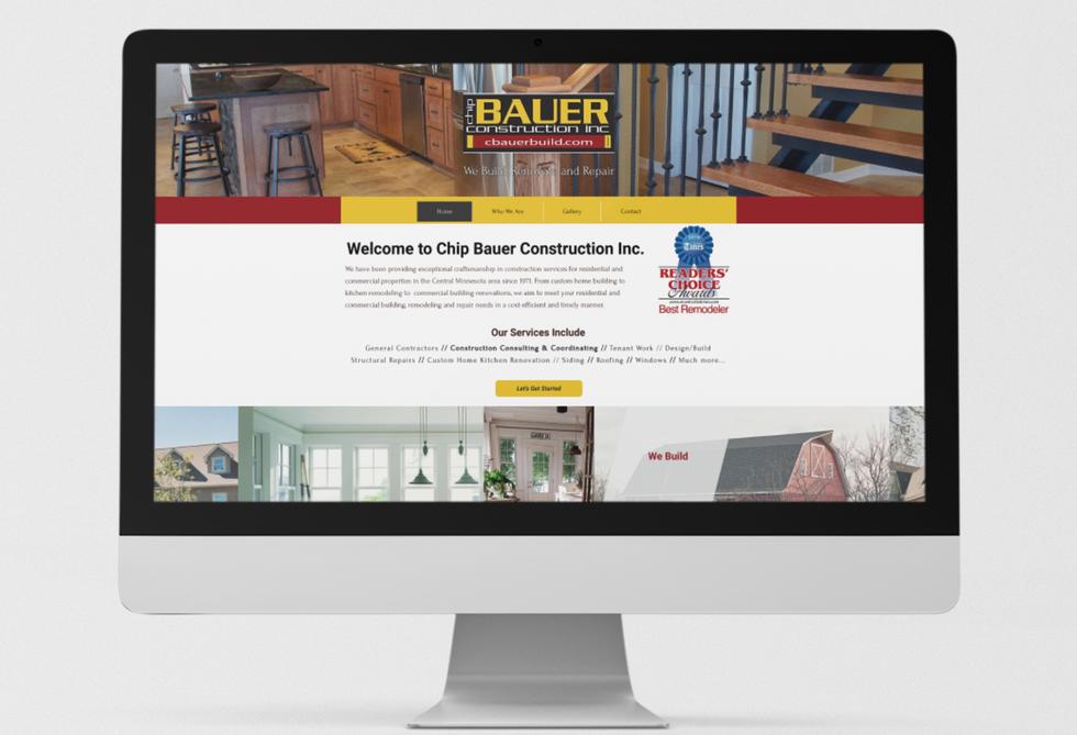 Chip Bauer Construction Inc.