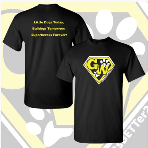 GW Super Heros T-shirt