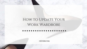 How To Update Your Work Wardrobe